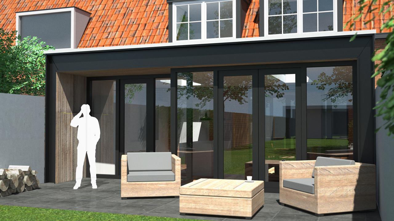 Verbouw Woonhuis Geldrop   Studio412